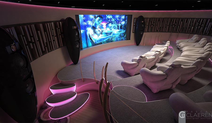 Diva Monaco Home Cinema