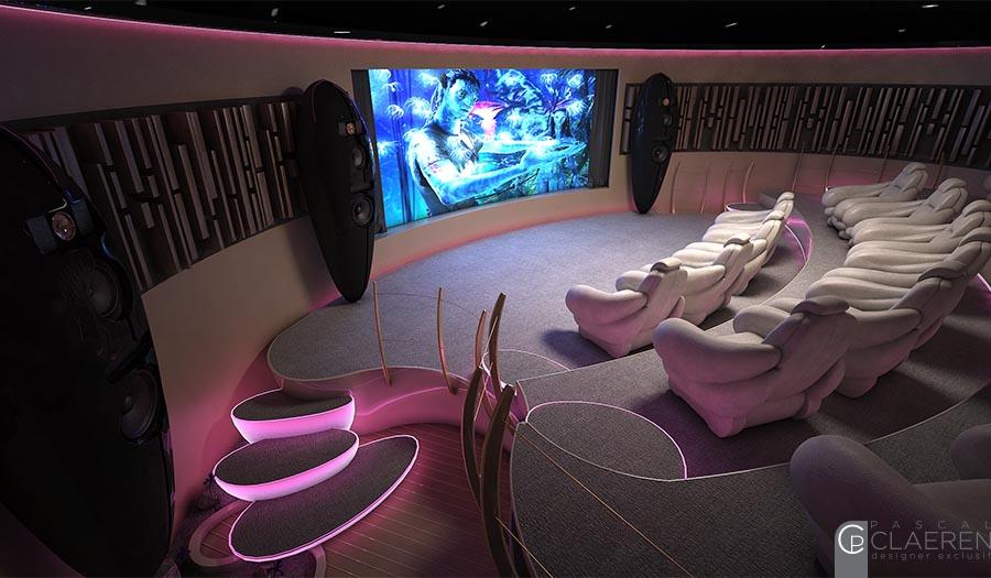 Diva Monaco Home Cinema